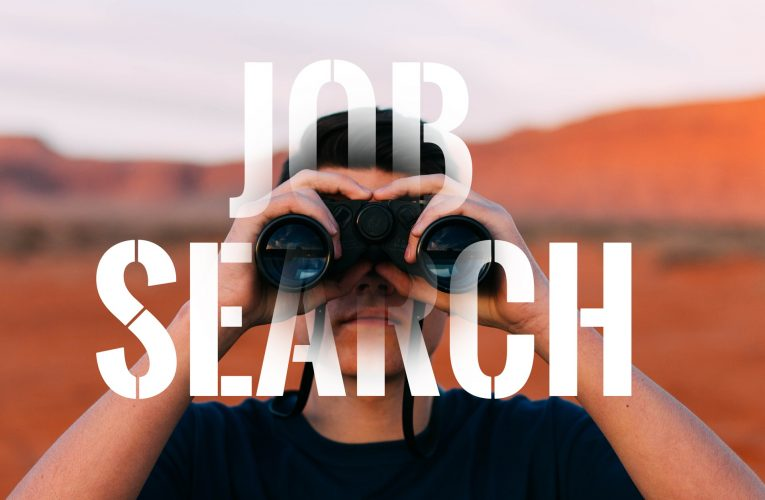 Why you are failing in your job search