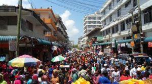Congo street