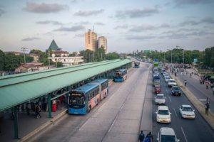 BRT Lane (Mwendo kasi)