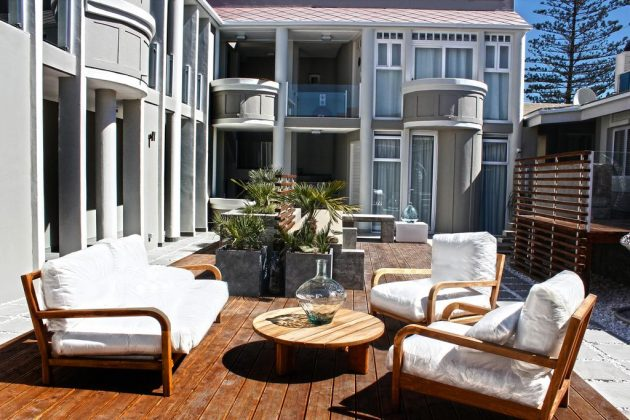 Luxury Suites in Swakopmund