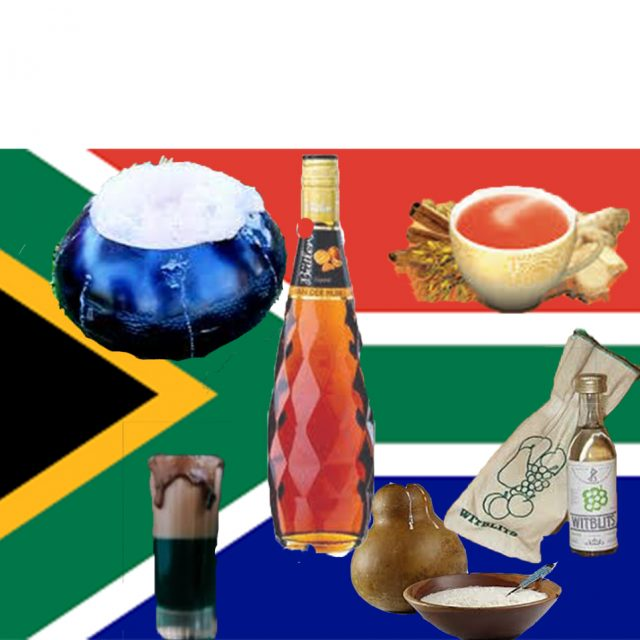 traditional south african drinks