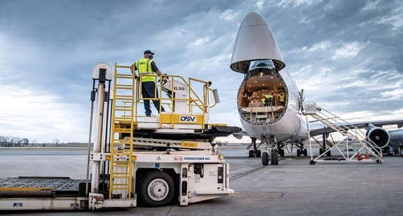 Air Cargo Posts Strongest First Half-Year Growth Since 2017. (Logistics Update Africa)