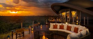 Mahali Mzuri Luxury Safari Camp. (Virgin)